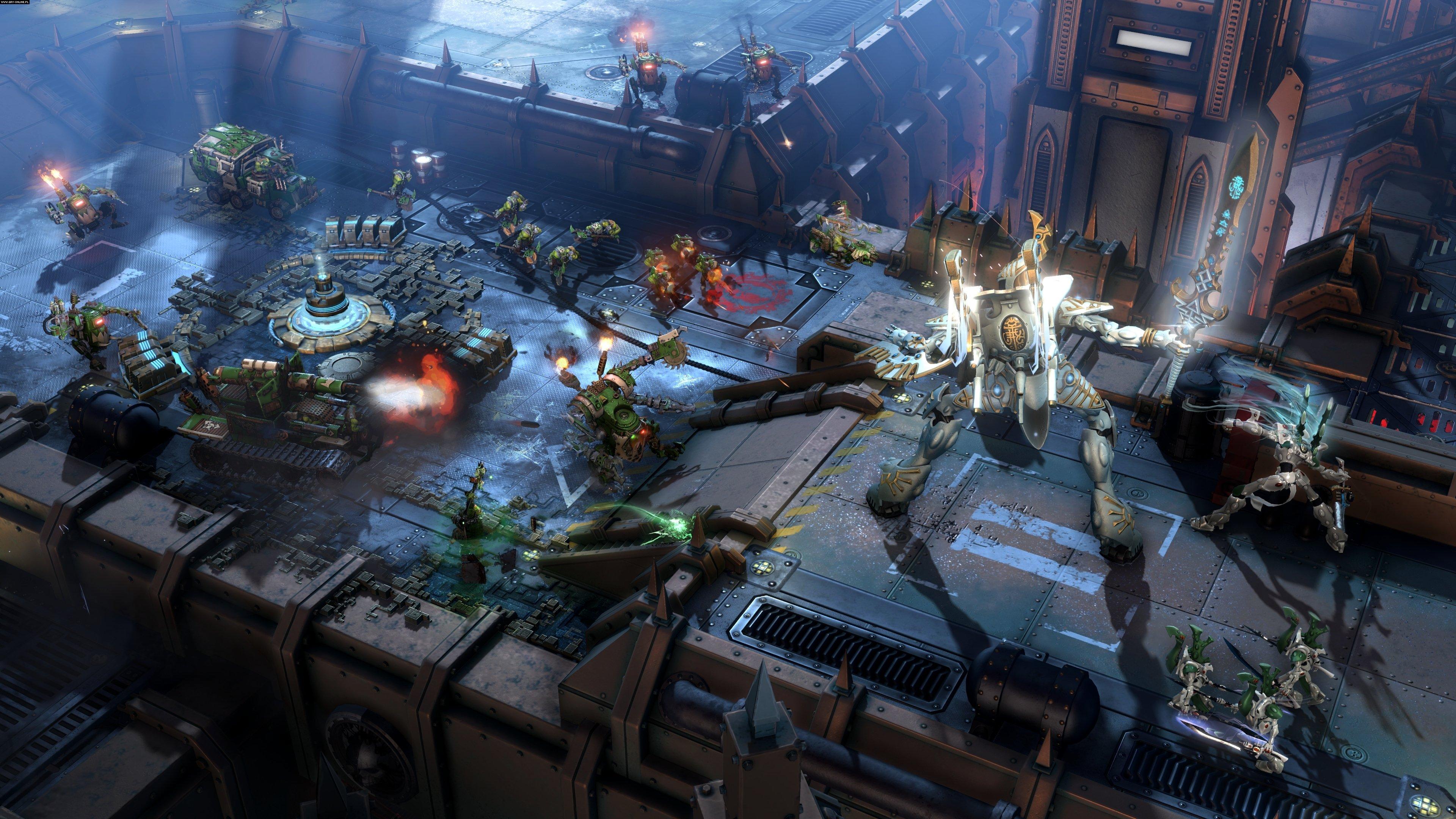 Warhammer 40,000: Dawn of War III PC Games Image 1/32, Relic Entertainment, SEGA