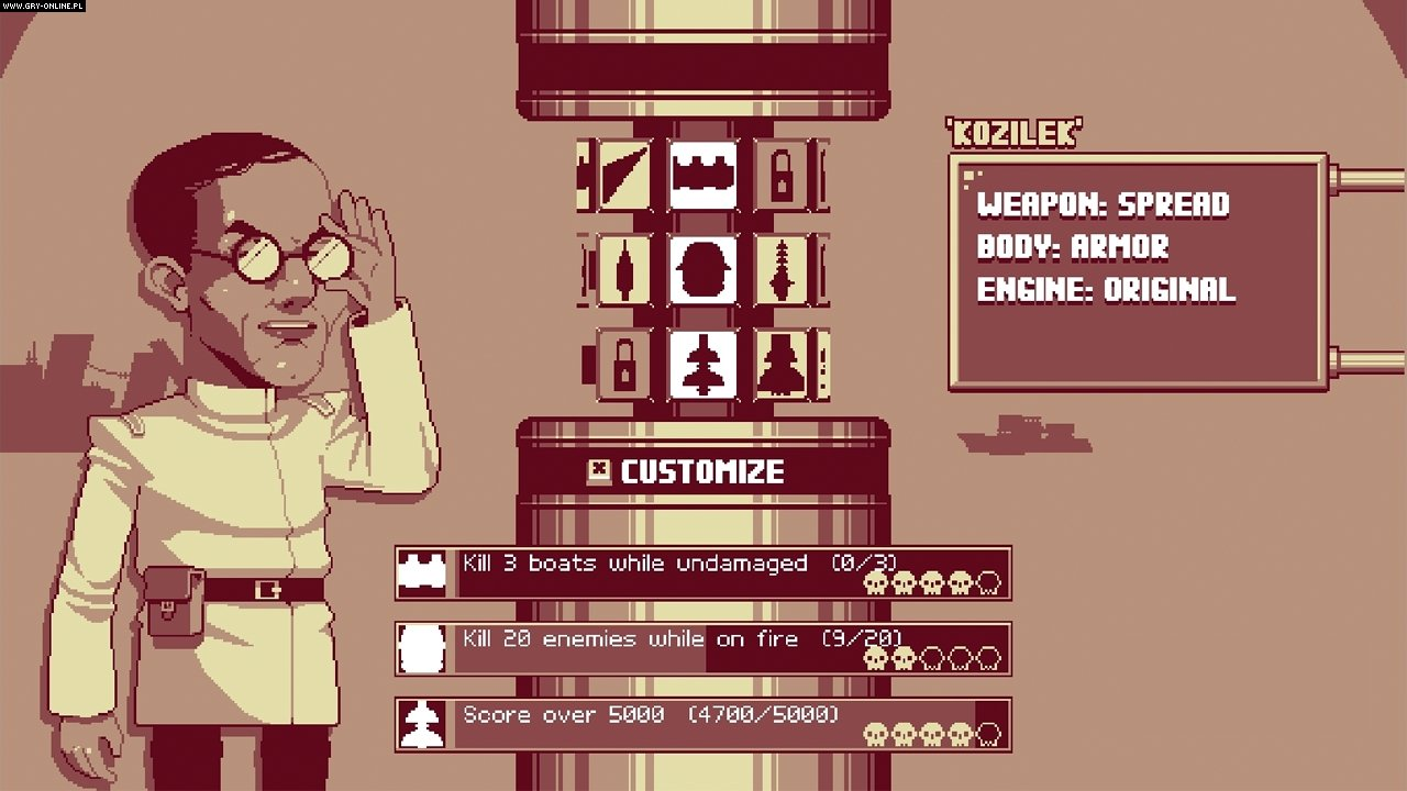 Luftrausers AND Games Image 1/9, Vlambeer, Devolver Digital