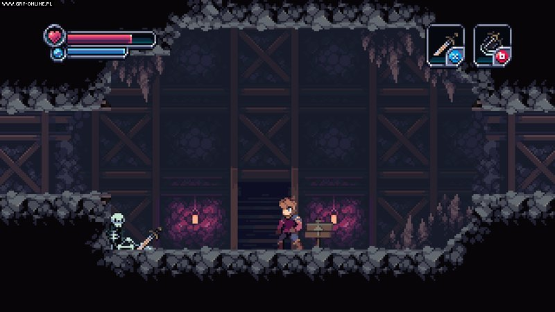 Chasm PC, PS4 Gry Screen 11/14, Bit Kid