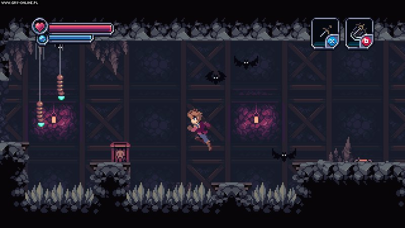 Chasm PC, PS4 Gry Screen 7/14, Bit Kid