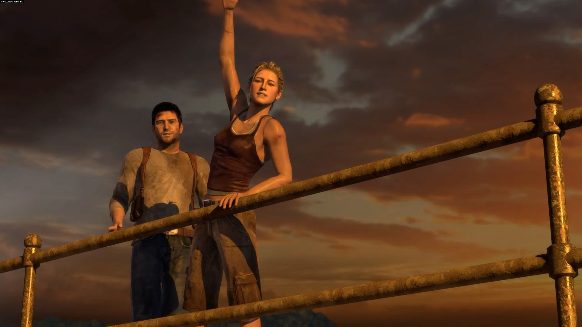 Uncharted: Drake's Fortune PS4 Games Image 1/80, Bluepoint Games, Sony Interactive Entertainment