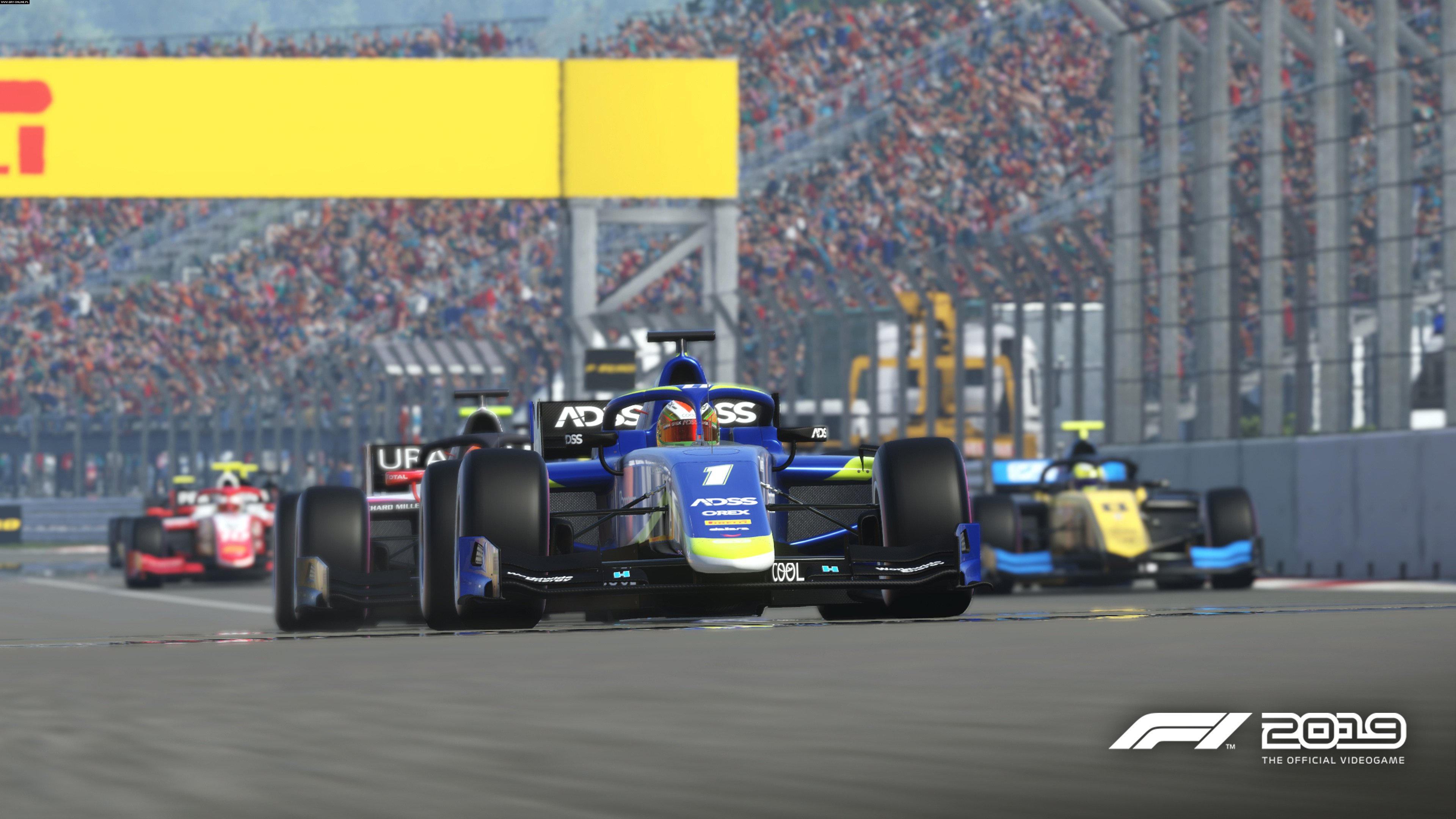 F1 2019 PC, PS4, XONE Games Image 11/104, Codemasters Software