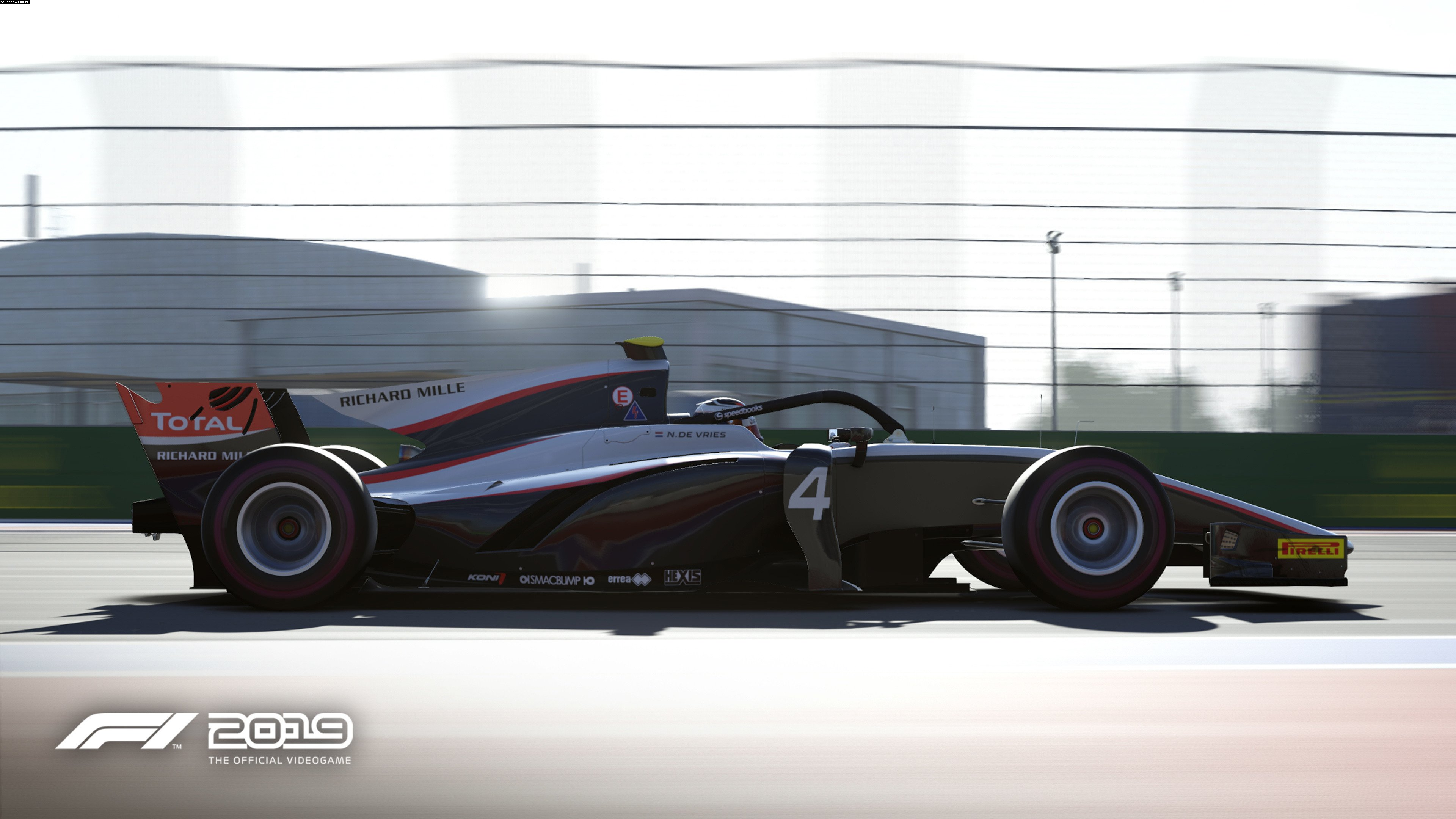 F1 2019 PC, PS4, XONE Games Image 8/104, Codemasters Software