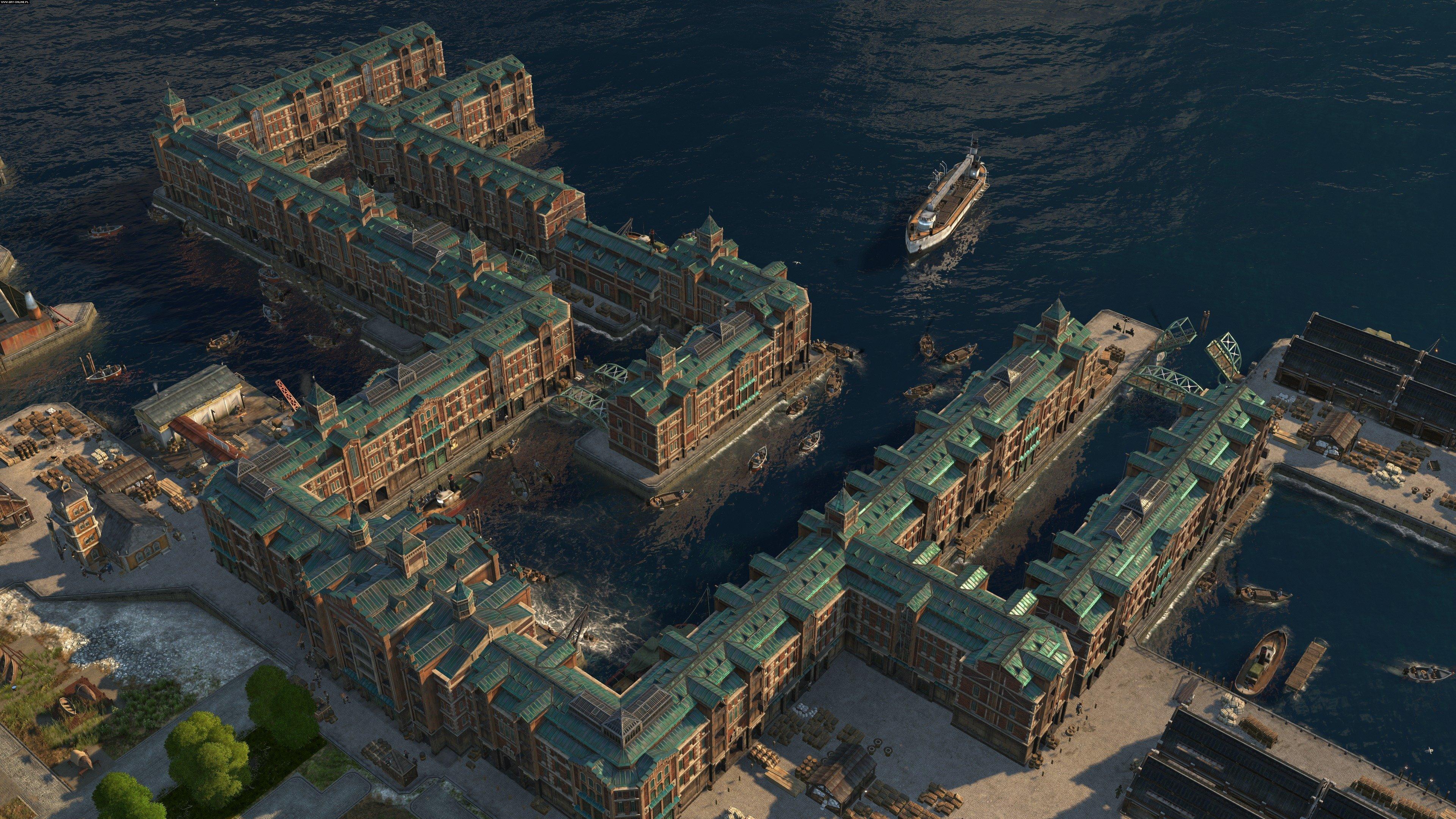 Anno 1800: Docklands PC
