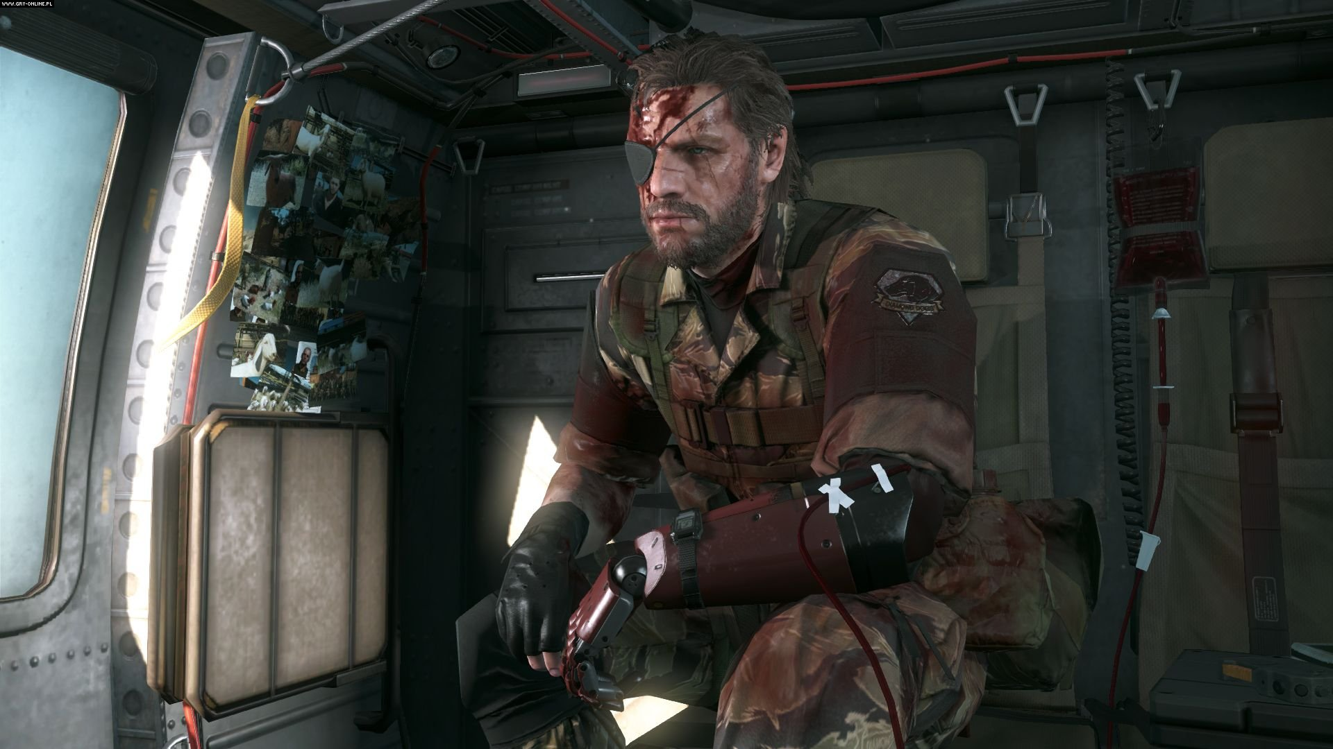 Metal Gear Solid V: The Phantom Pain PC, PS4, XONE Games Image 75/277, Konami