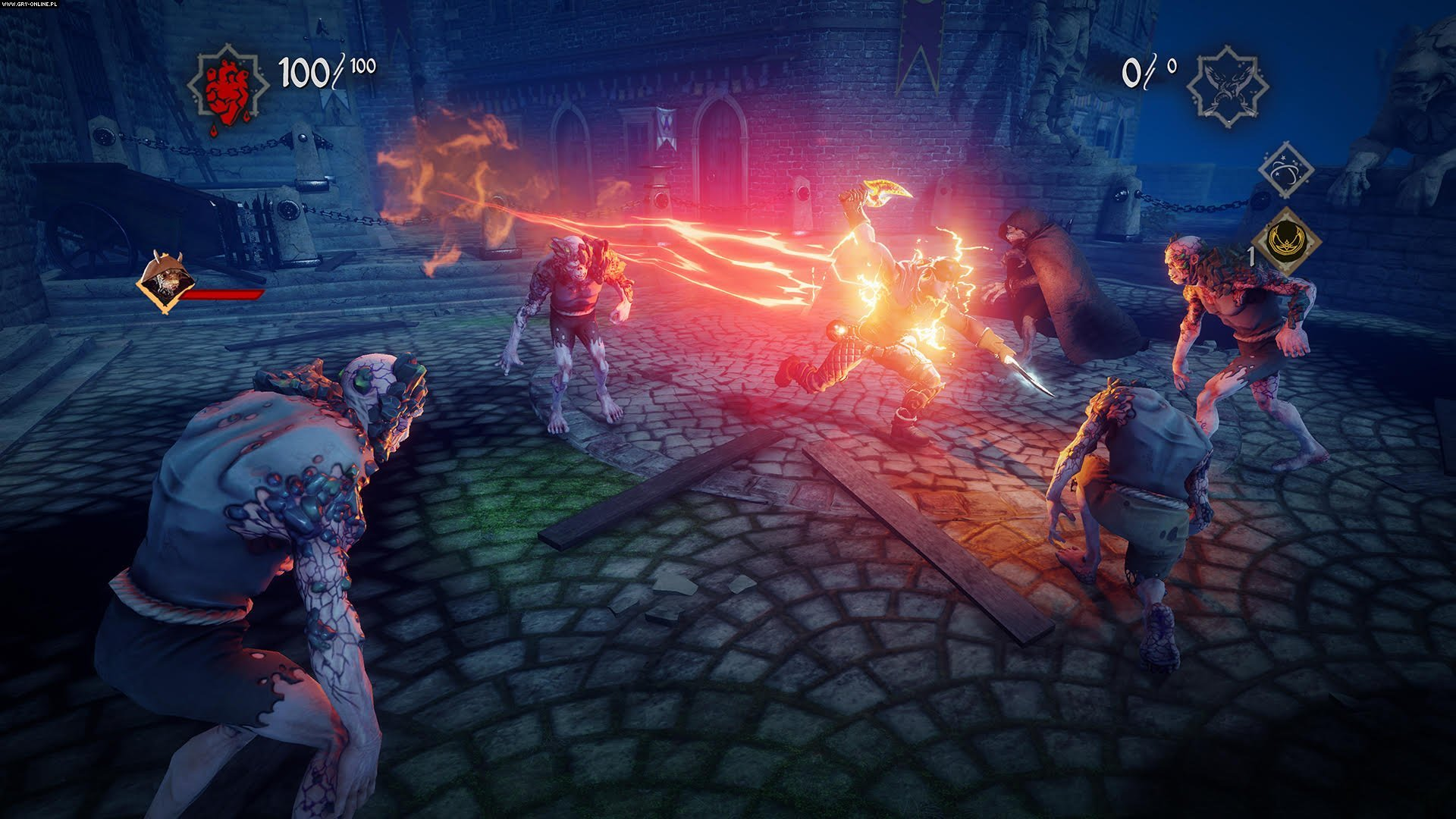 Hand of Fate 2 PC, PS4, XONE, Switch Gry Screen 3/33, Defiant Development