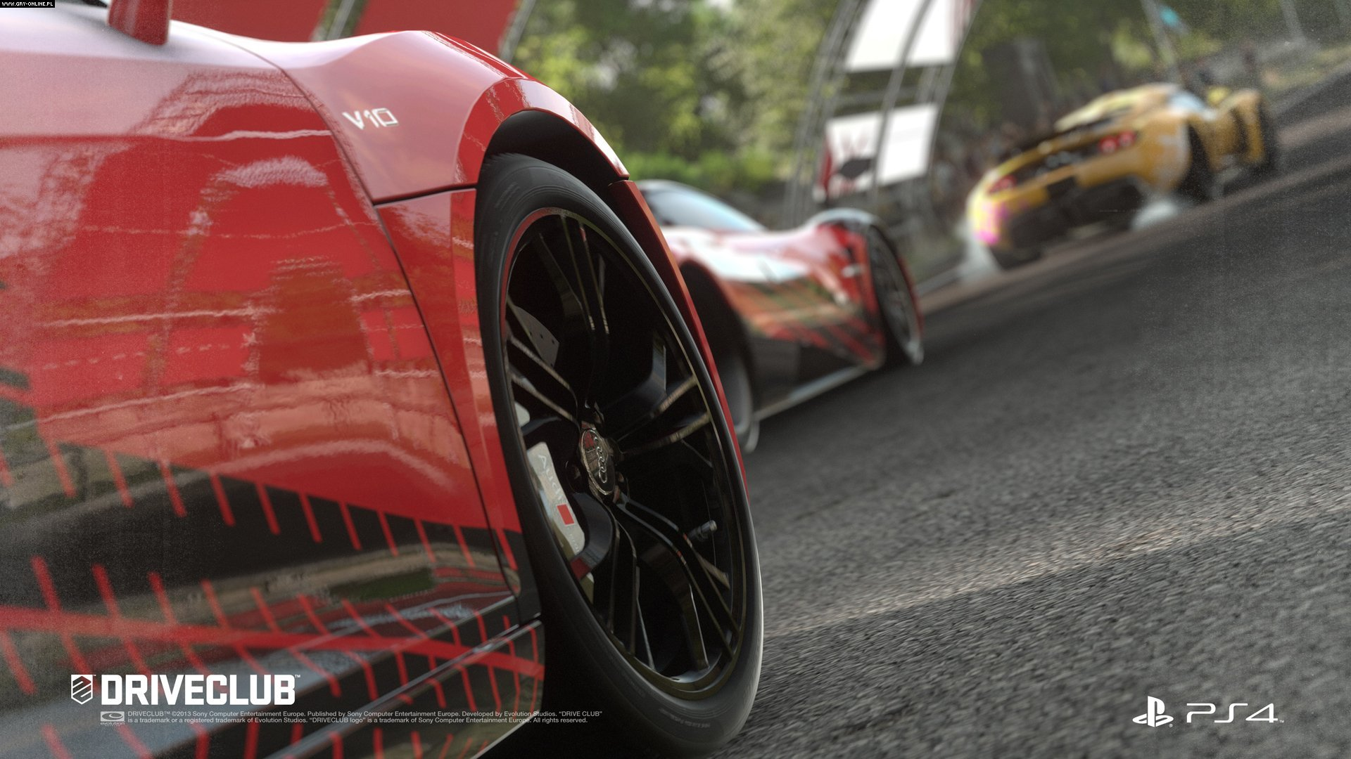 DriveClub PS4 Gry Screen 109/119, Evolution Studios, Sony Interactive Entertainment