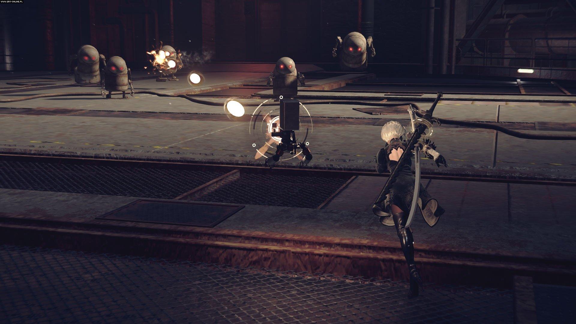 Nier: Automata PC, PS4 Games Image 13/64, PlatinumGames, Square-Enix / Eidos