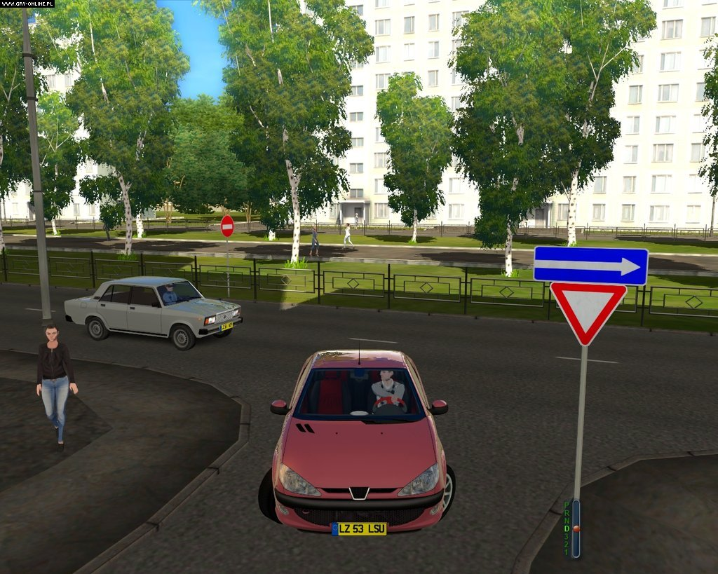 city car driving online