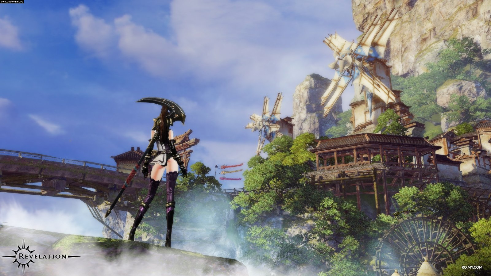 Revelation Online PC Gry Screen 7/10, NetEase, My.com
