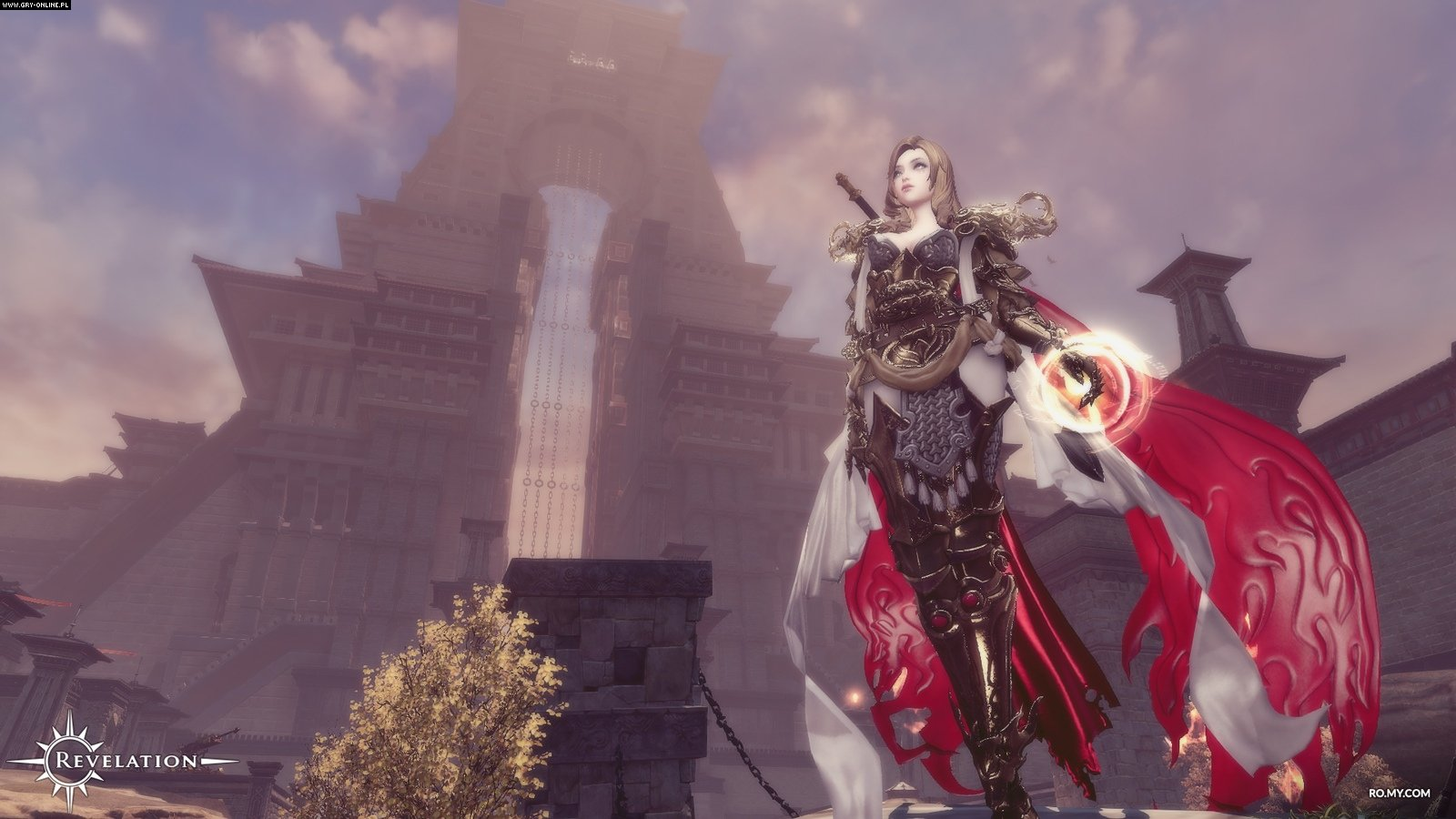 Revelation Online PC Gry Screen 6/10, NetEase, My.com