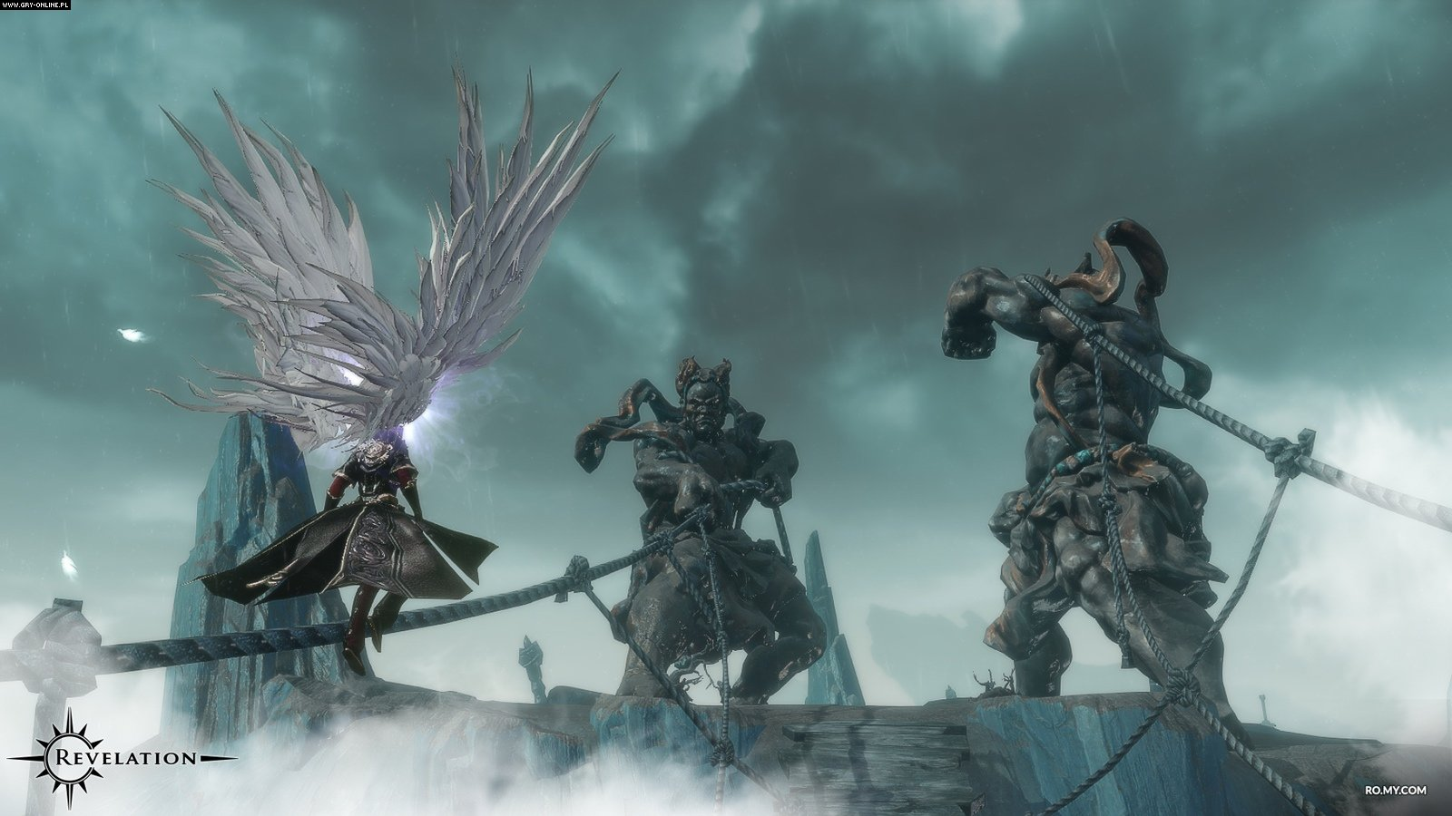 Revelation Online PC Gry Screen 4/10, NetEase, My.com