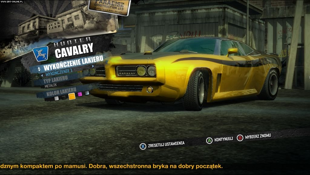 Burnout Paradise: The Ultimate Box PC Gry Screen 1/51, Criterion Games, Electronic Arts Inc.