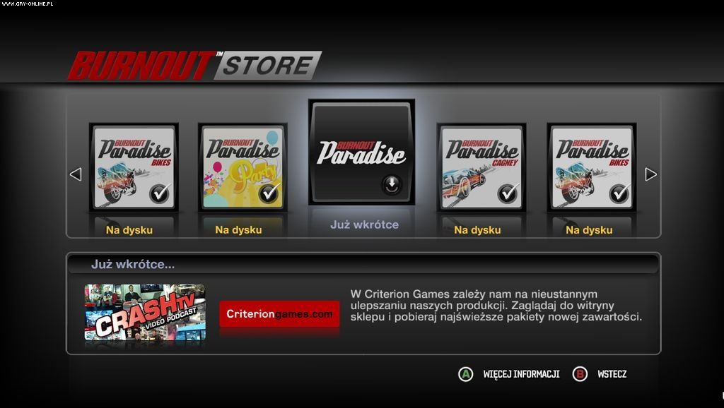 Burnout Paradise: The Ultimate Box PC Gry Screen 8/51, Criterion Games, Electronic Arts Inc.