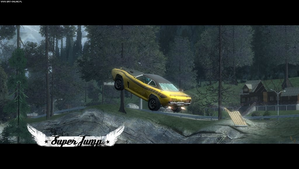 Burnout Paradise: The Ultimate Box PC Gry Screen 6/51, Criterion Games, Electronic Arts Inc.