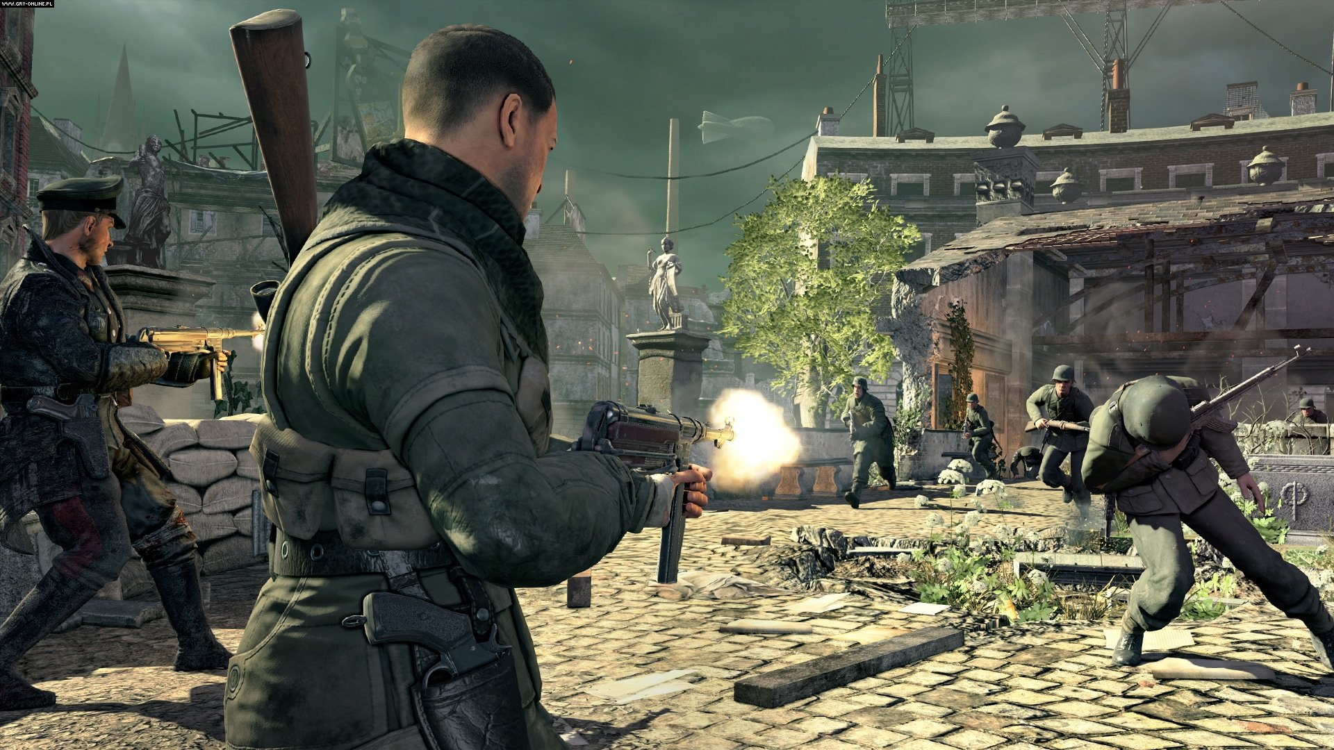 Sniper Elite V2 Remastered PC, PS4, XONE, Switch Games Image 5/13, Rebellion