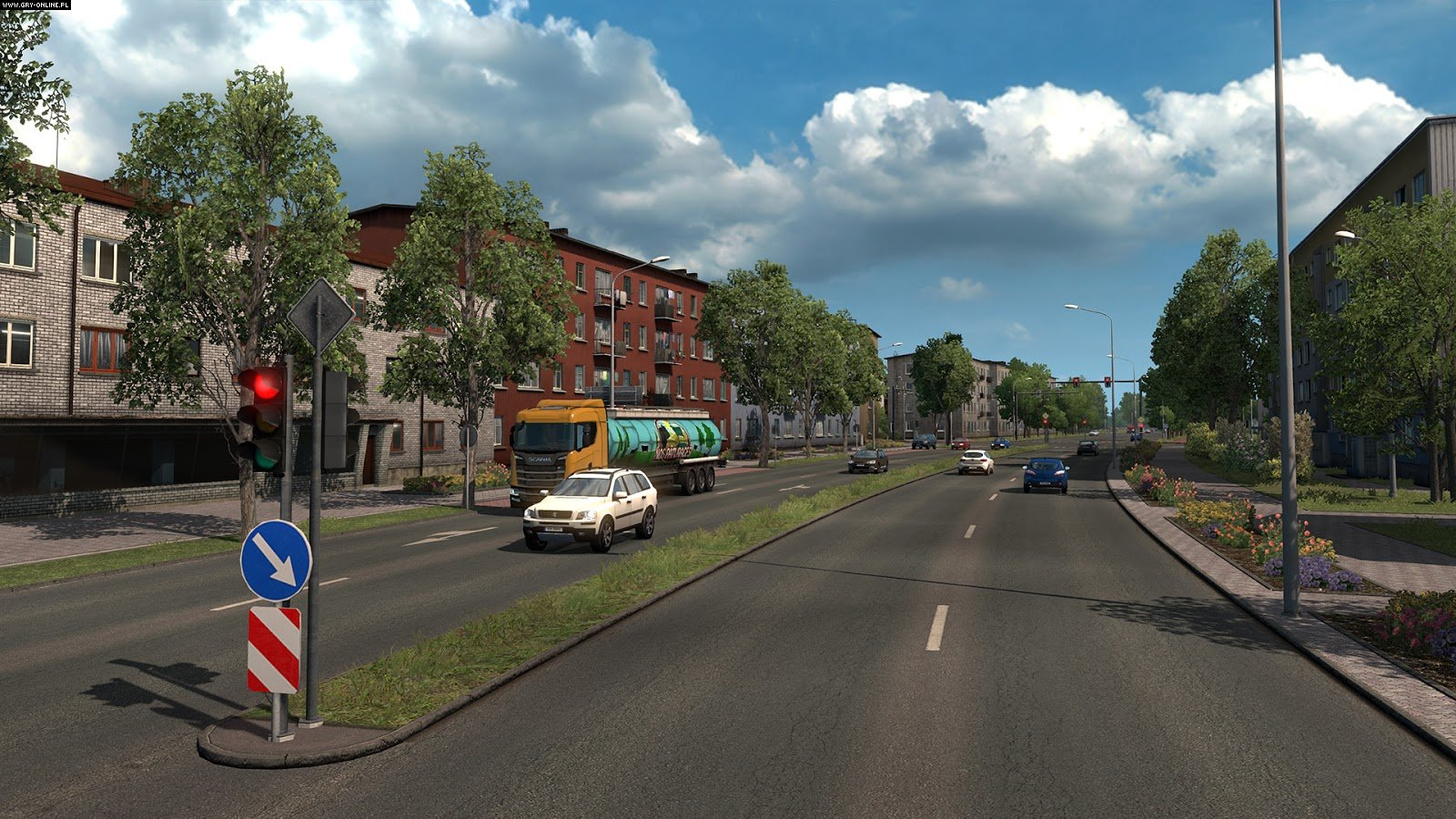 Euro Truck Simulator 2: Beyond the Baltic Sea PC Games Image 3/20, SCS Software