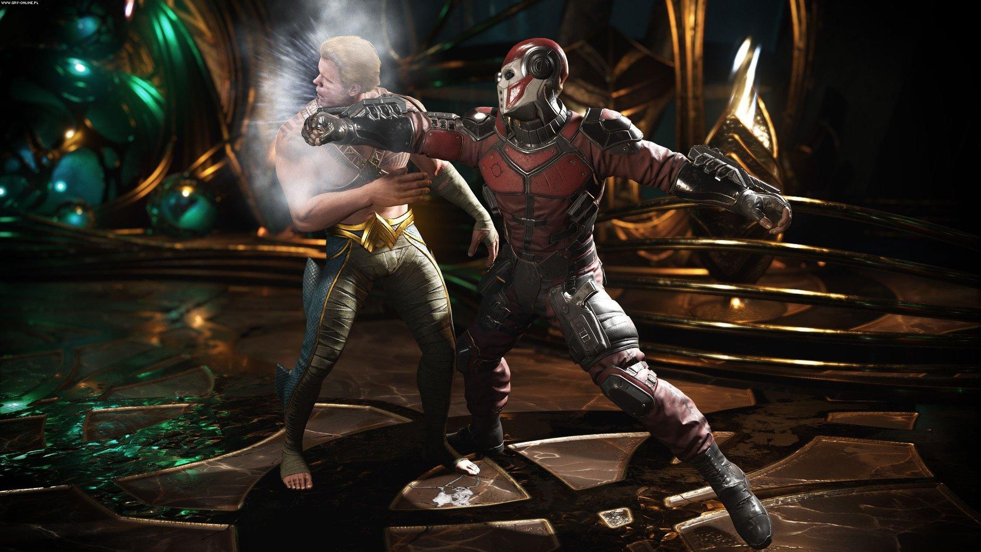 Injustice 2 PC, PS4, XONE Games Image 19/24, NetherRealm Studios , Warner Bros. Interactive Entertainment