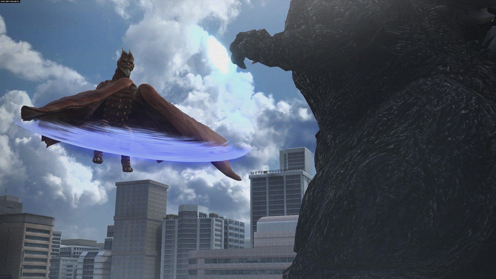 Ps4 Games Science Fiction : Godzilla screenshots gallery screenshot