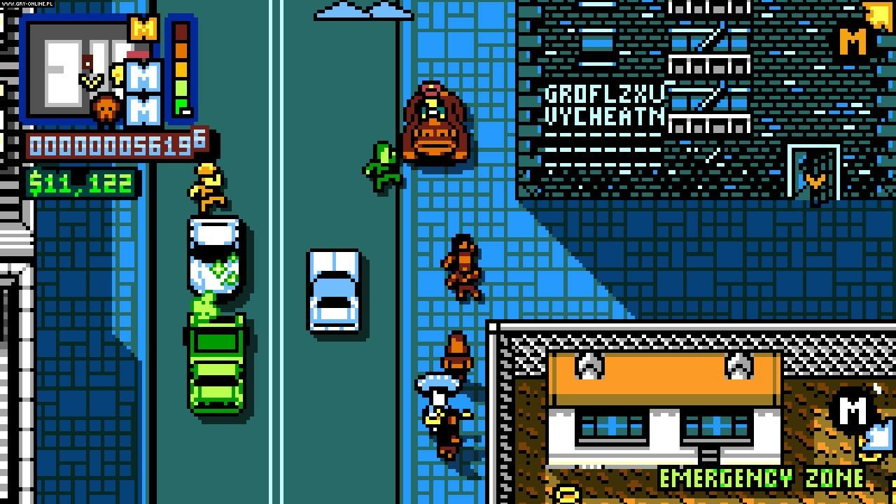Retro City Rampage: DX PC, X360, PS3, Wii, 3DS, PSV, PS4, Switch Games Image 7/19, Vblank Entertainment Inc.
