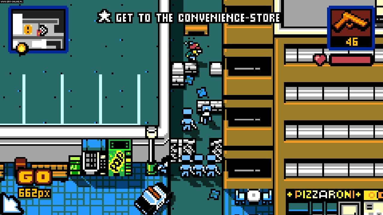 Retro City Rampage: DX PC, X360, PS3, Wii, 3DS, PSV, PS4, Switch Games Image 6/19, Vblank Entertainment Inc.