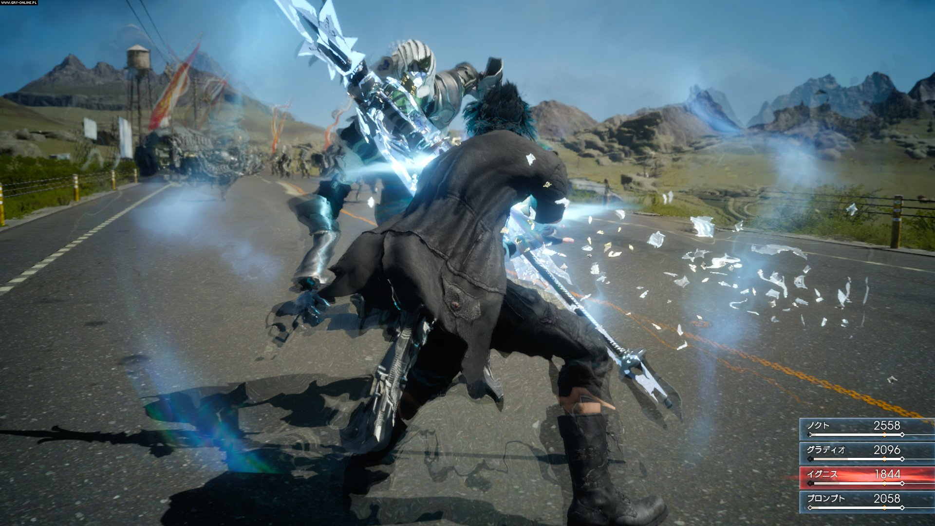 Final Fantasy XV PS4, XONE Gry Screen 163/393, Square-Enix / Eidos