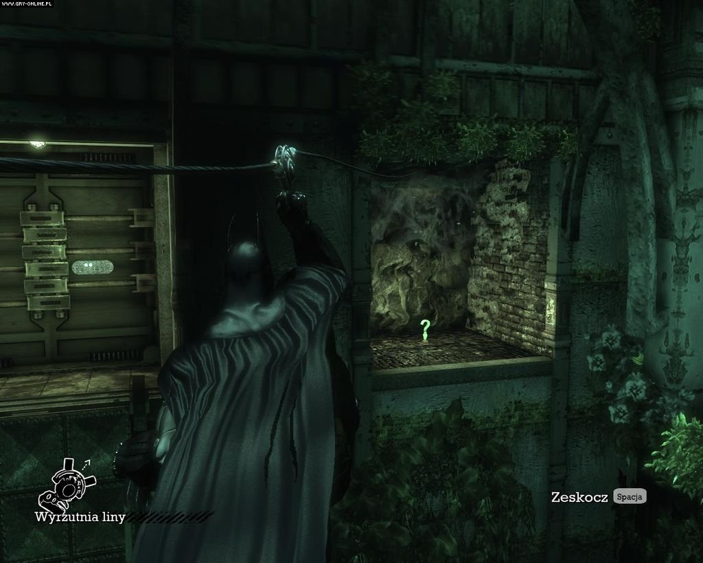 Batman: Arkham Asylum PC Gry Screen 30/183, Rocksteady Studios, Square-Enix / Eidos