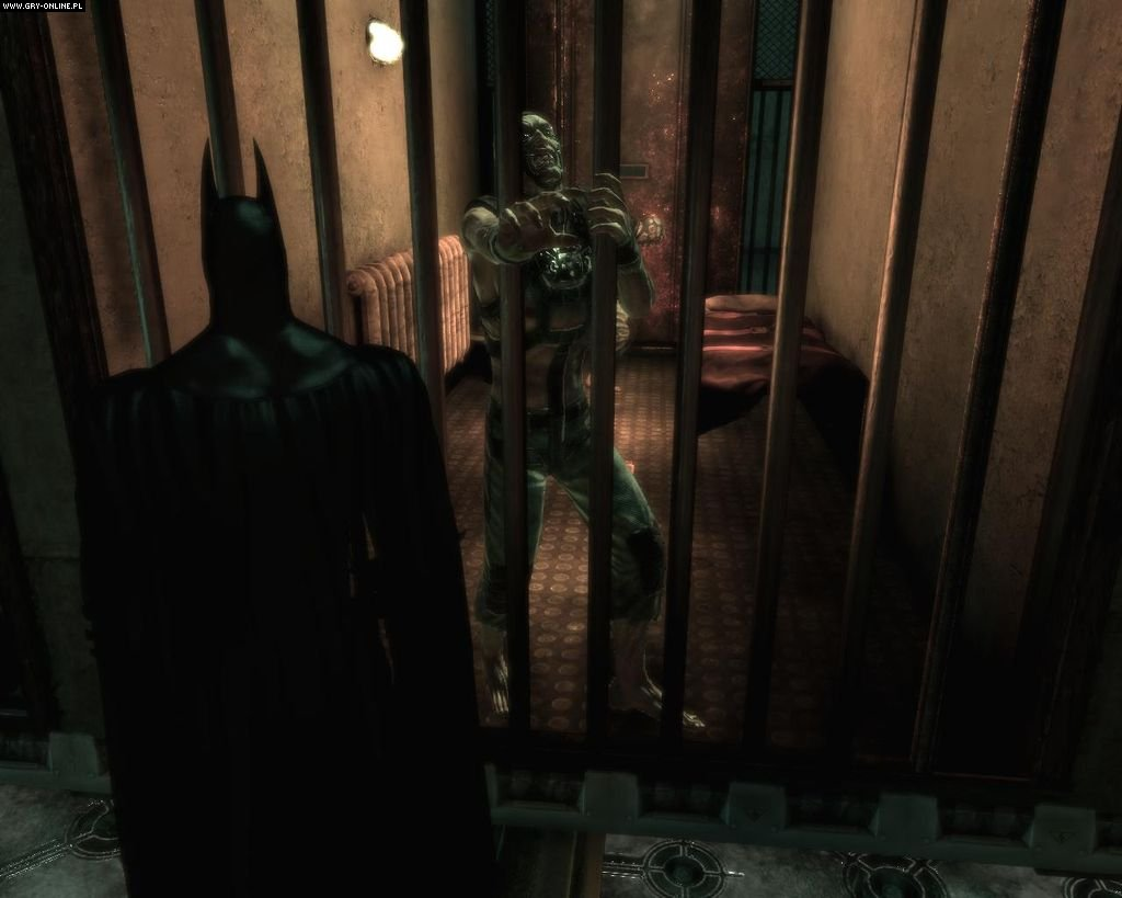 Batman: Arkham Asylum PC Games Image 4/183, Rocksteady Studios, Square-Enix / Eidos