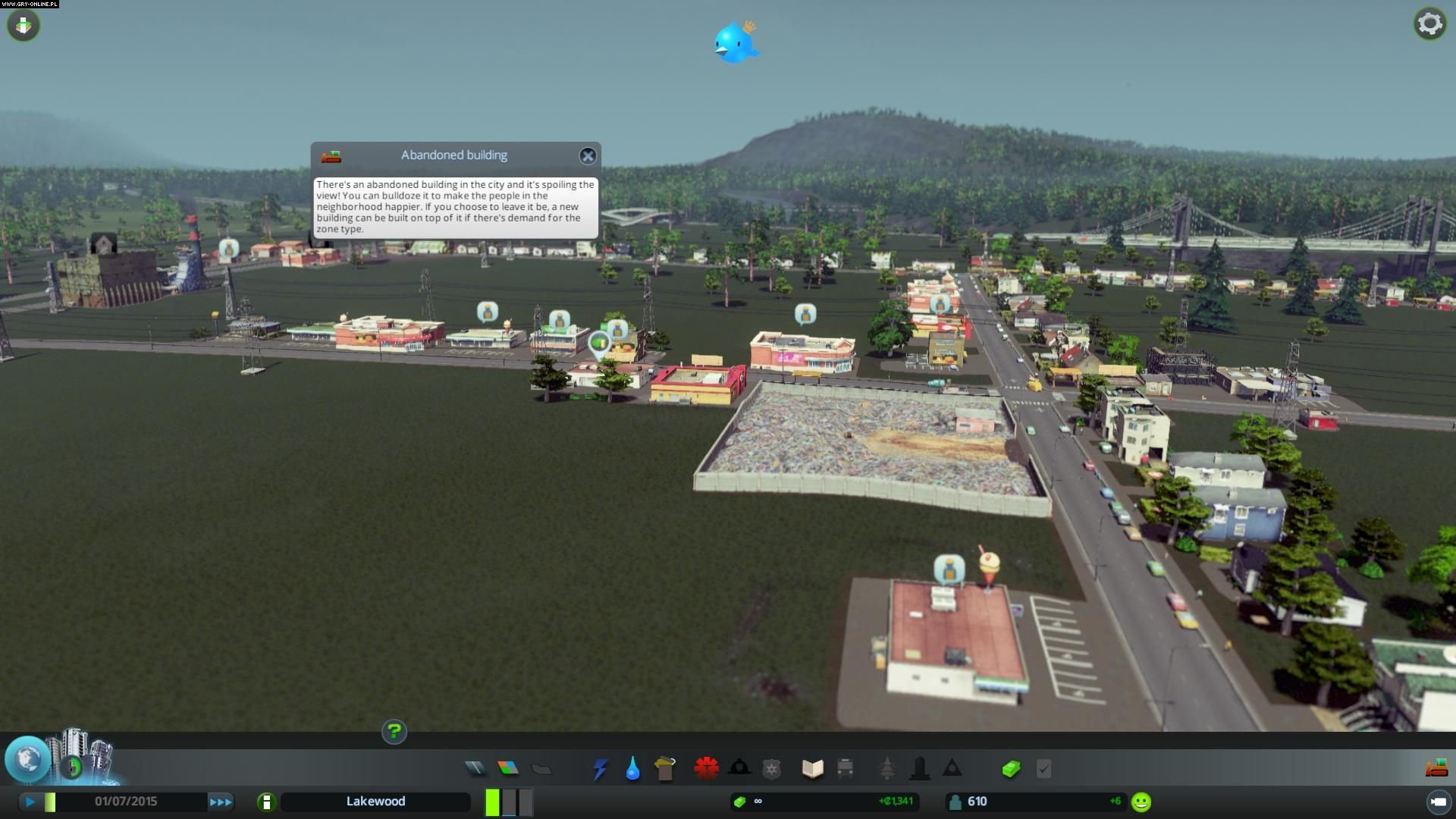 Cities: Skylines PC, PS4, XONE Gry Screen 18/42, Colossal Order, Paradox Interactive