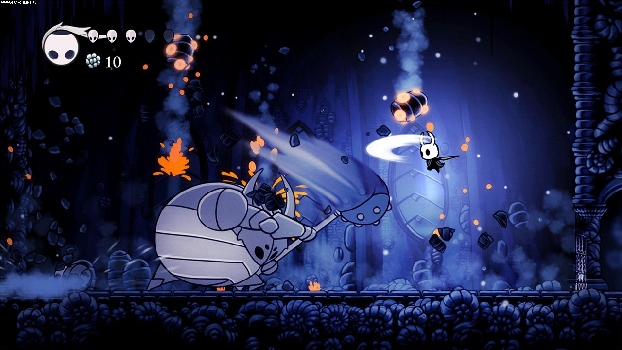 Hollow Knight Switch Games Image 4/16, Team Cherry