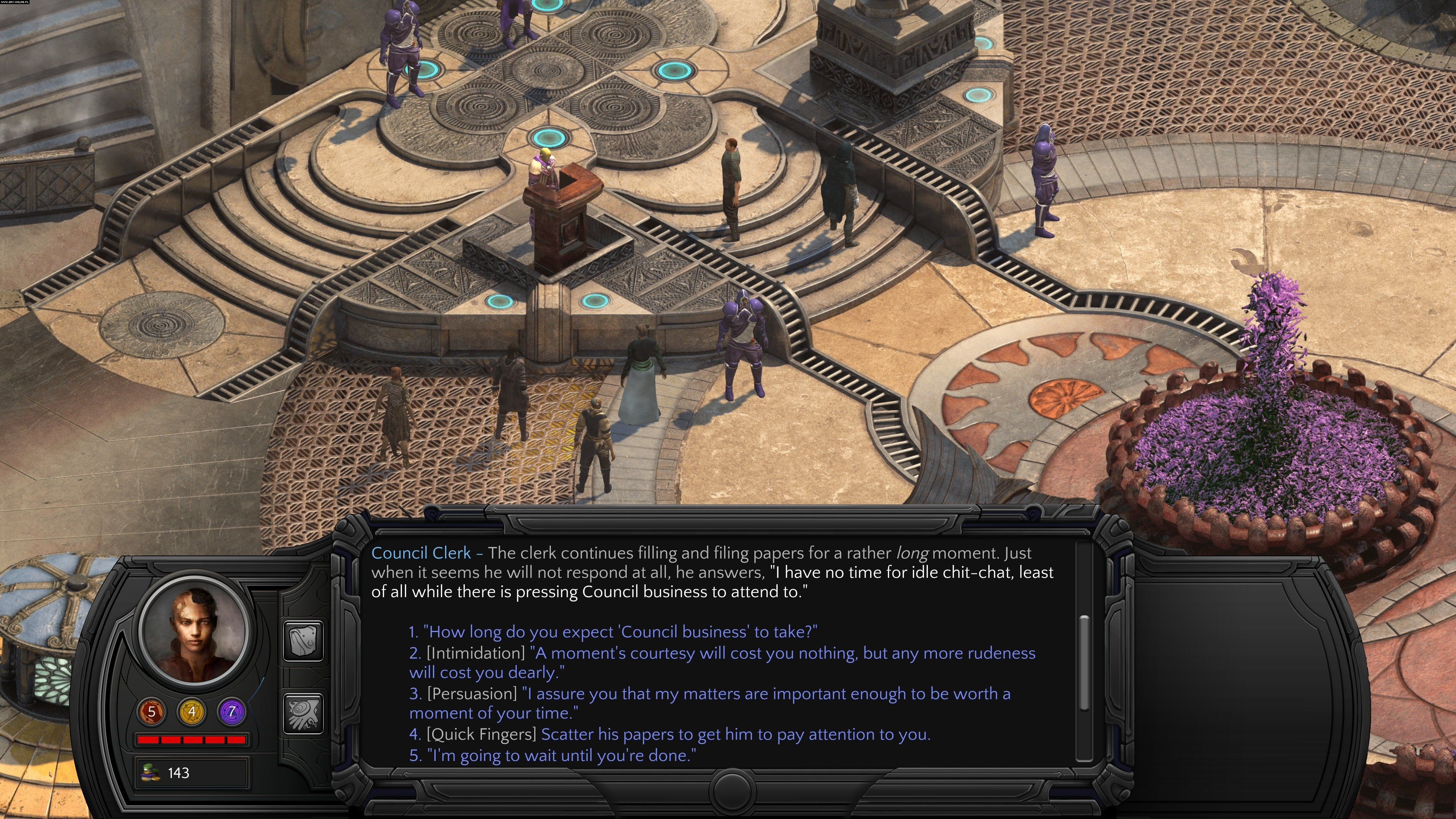 Torment: Tides of Numenera PC Games Image 8/28, inXile entertainment, Techland