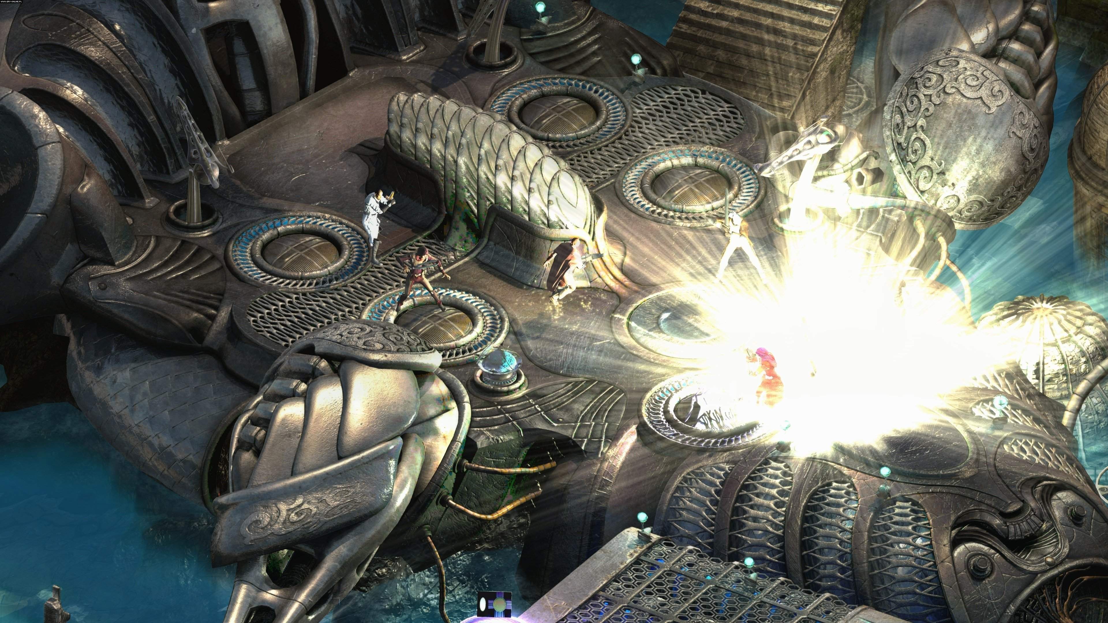 Torment: Tides of Numenera PC Games Image 3/28, inXile entertainment, Techland