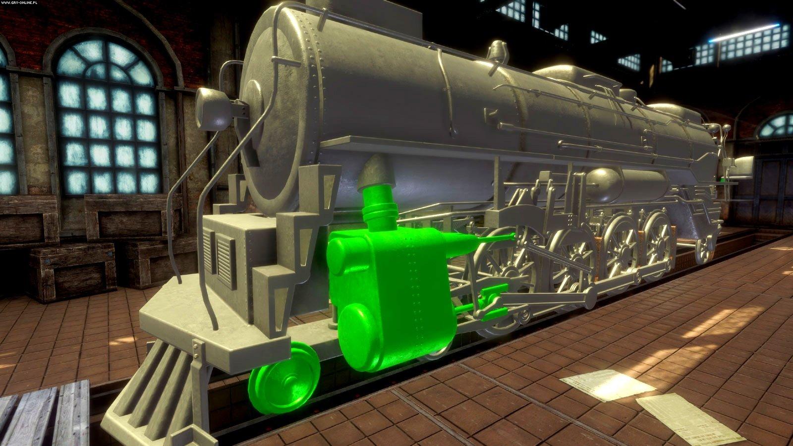 Train Mechanic Simulator 2017 PC Games Image 9/38, Si7 Studio, PlayWay