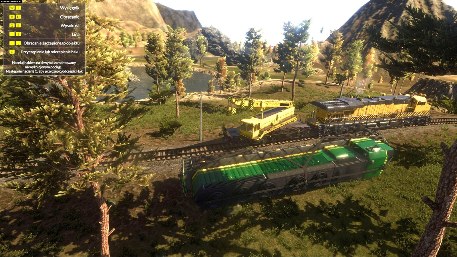 Train Mechanic Simulator 2017 PC Games Image 5/38, Si7 Studio, PlayWay
