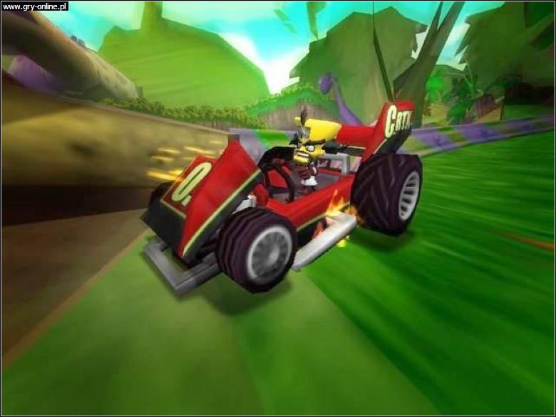Crash Tag Team Racing - screenshots gallery - screenshot