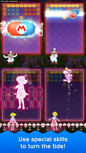 Dr. Mario World AND, iOS Games Image 1/7, Nintendo