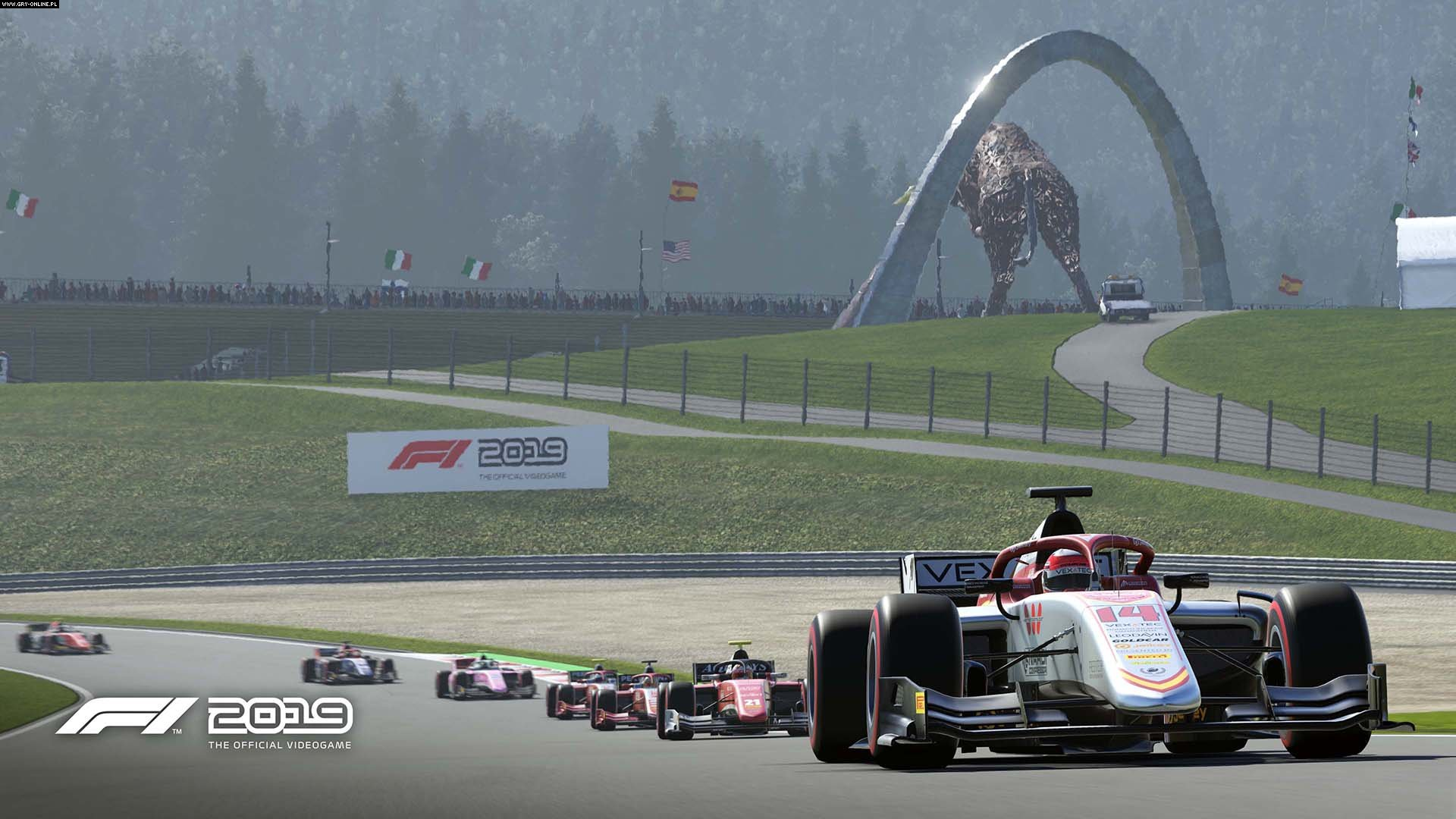 F1 2019 PC, PS4, XONE Games Image 20/104, Codemasters Software