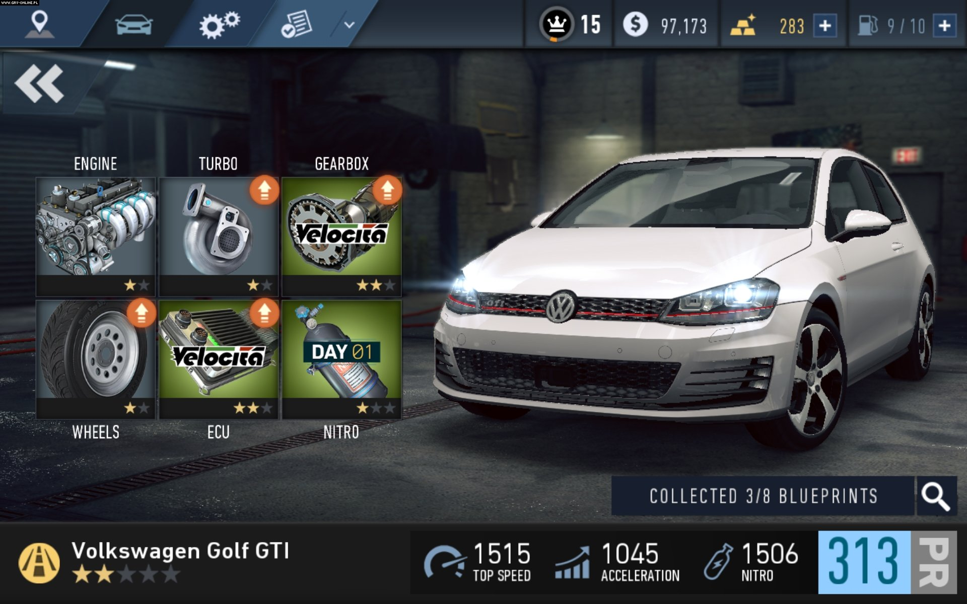 Need for Speed: No Limits iOS, AND Gry Screen 5/11, Firemonkeys, Electronic Arts Inc.