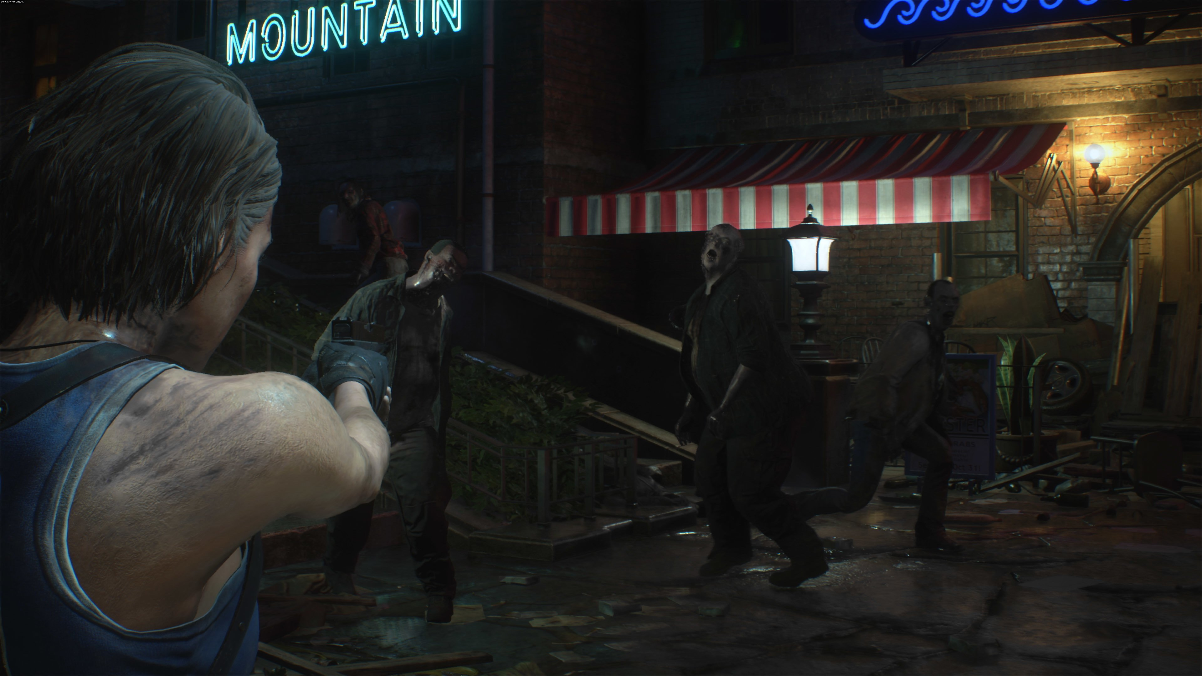 Resident Evil 3 PC, PS4, XONE Games Image 4/59, Capcom