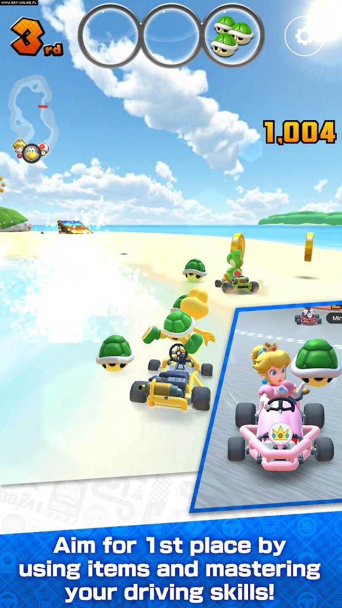 Mario Kart Tour AND, iOS Games Image 4/5, Nintendo