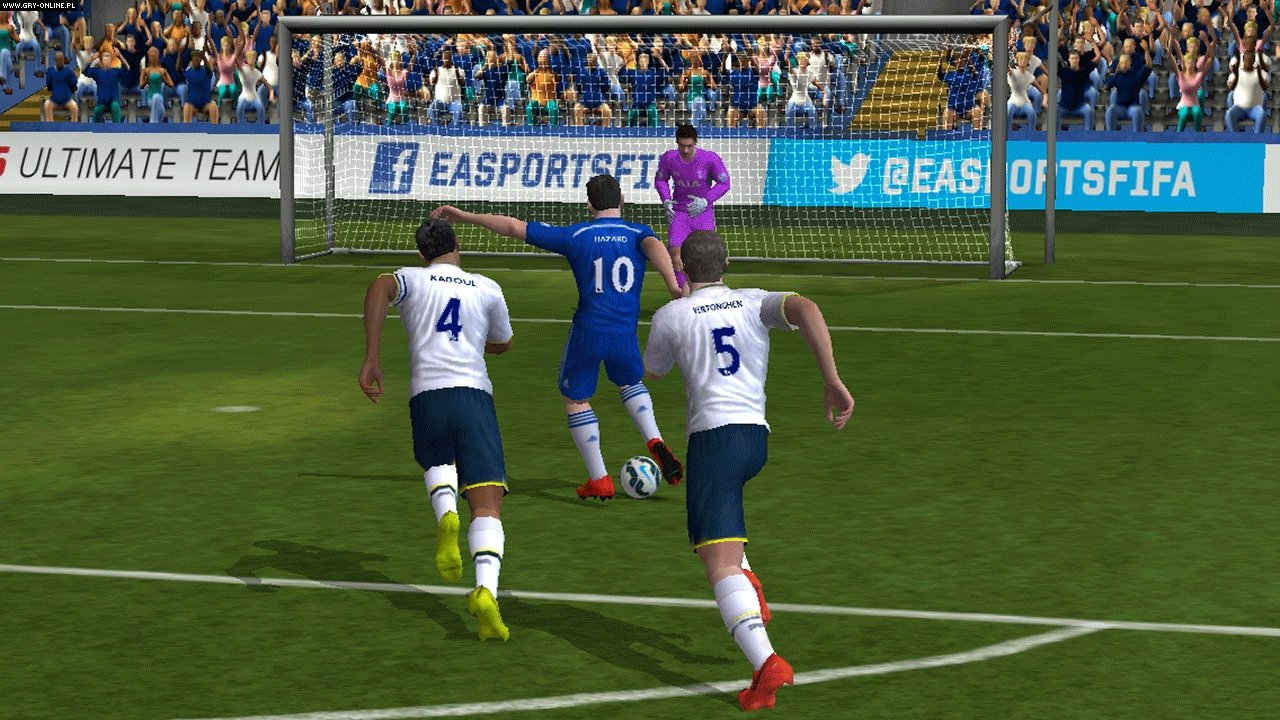 FIFA 15 Ultimate Team AND, iOS, WP Games Image 1/8, EA Romania, Electronic Arts Inc.