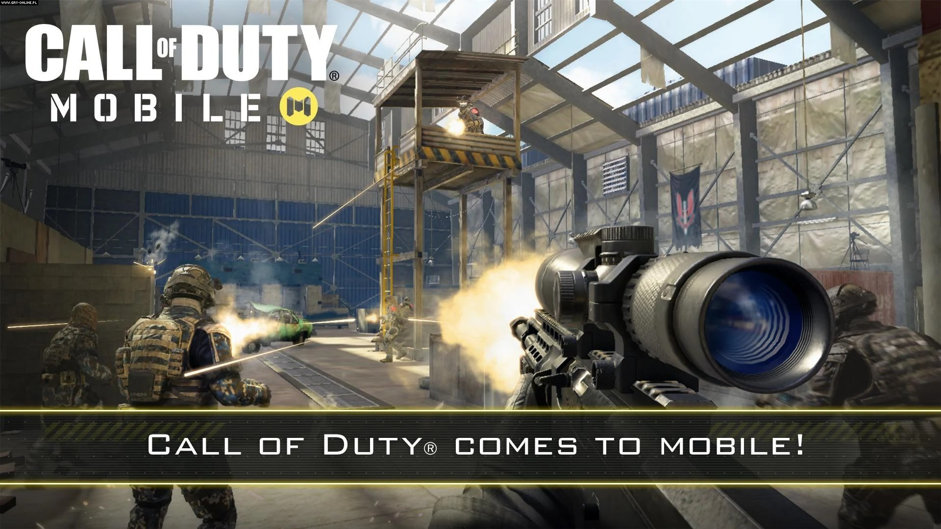 Call of Duty: Mobile iOS, AND Games Image 5/5, Tencent, Activision Blizzard
