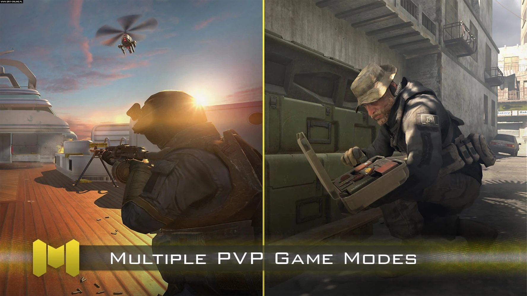 Call of Duty: Mobile iOS, AND Games Image 4/5, Tencent, Activision Blizzard