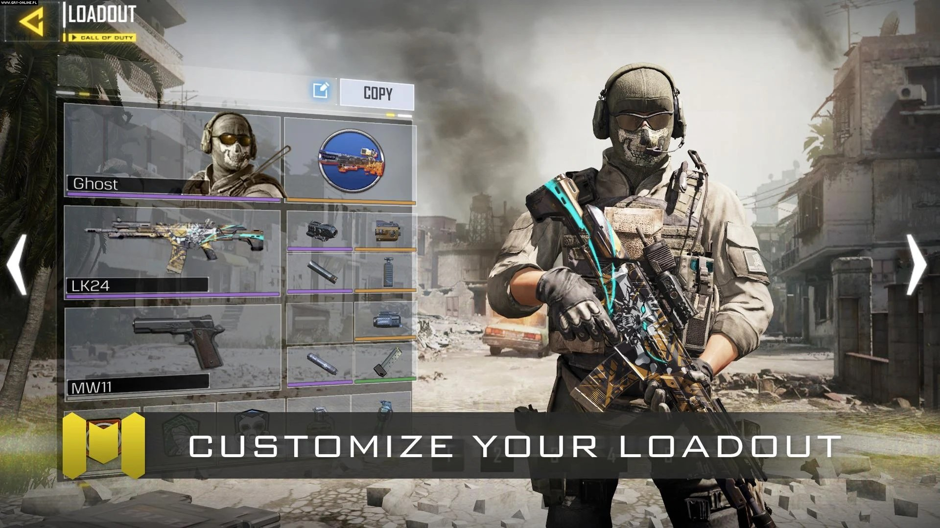 Call of Duty: Mobile iOS, AND Games Image 1/5, Tencent, Activision Blizzard