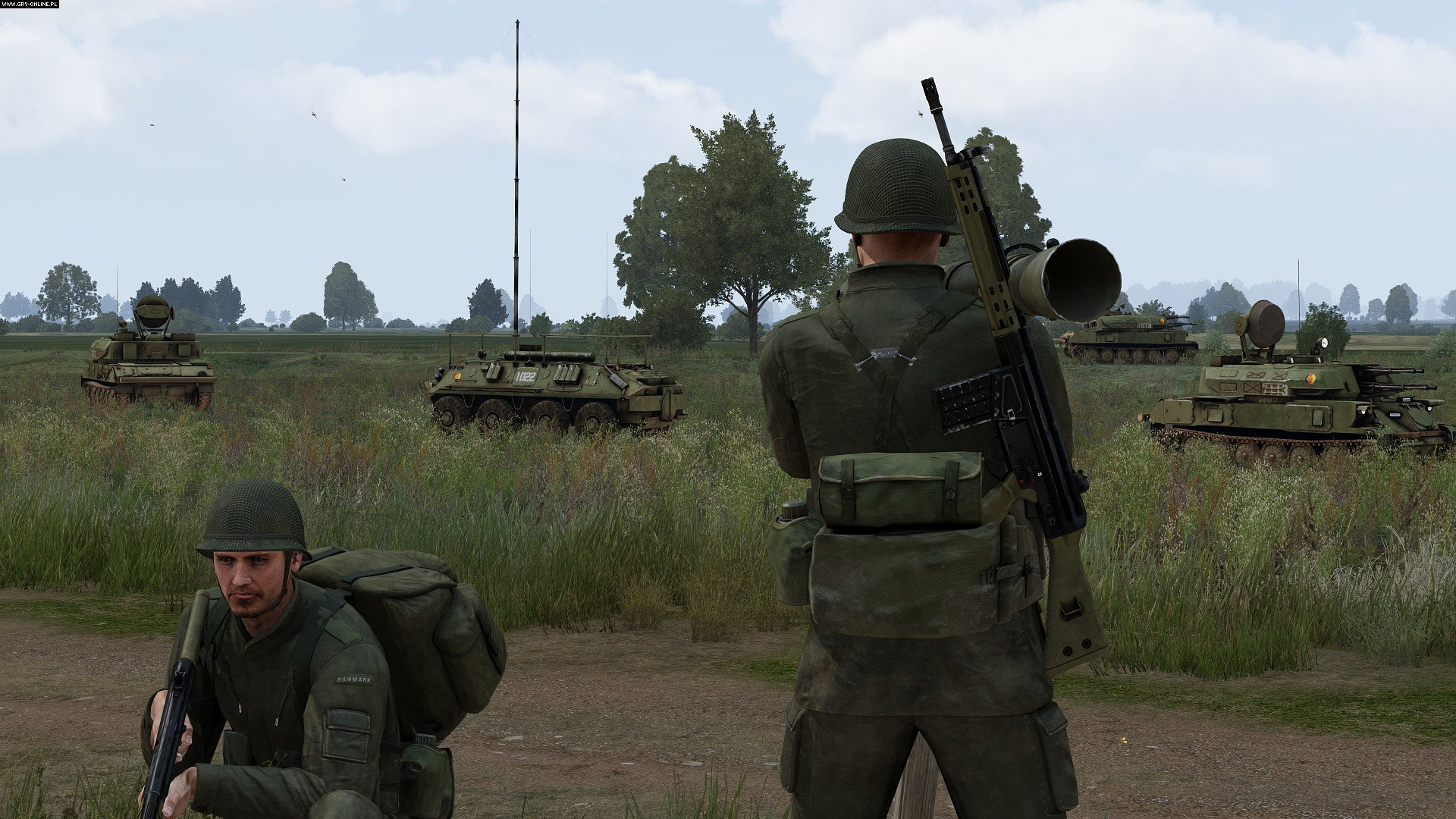 Arma III Creator DLC: Global Mobilization - Cold War Germany PC Gry Screen 1/15, Vertexmacht, Bohemia Interactive Studio