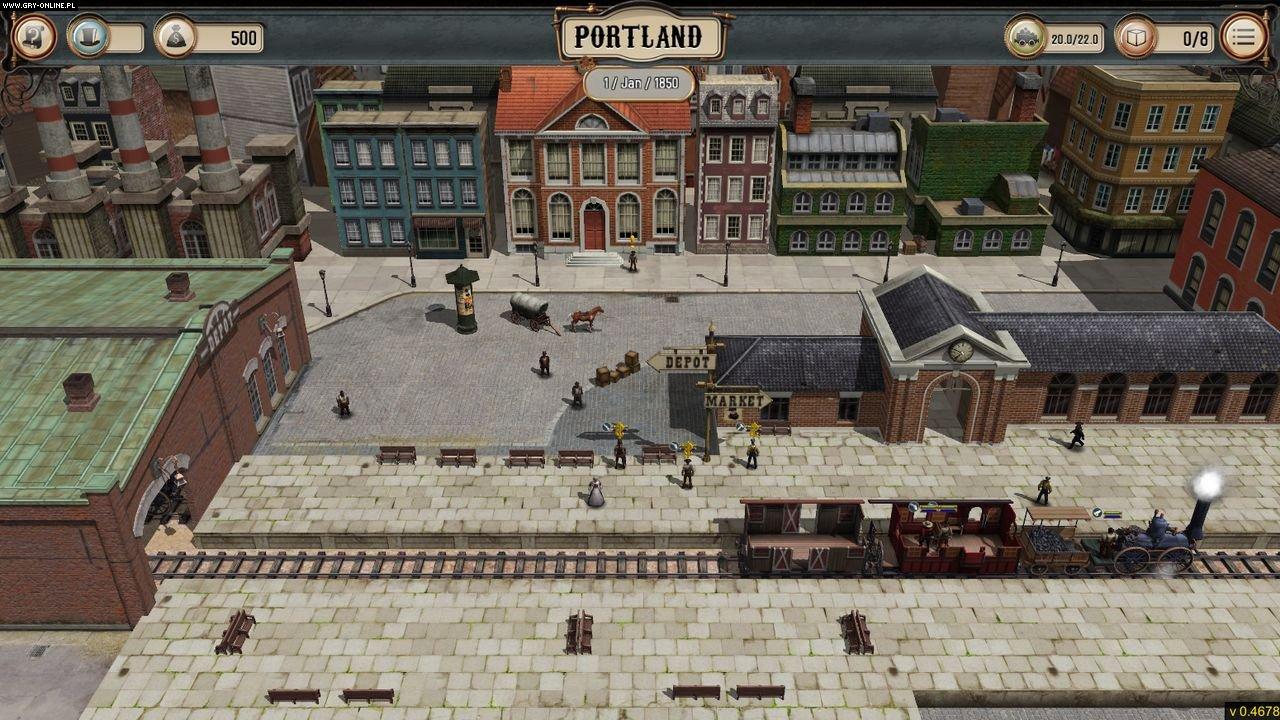 Bounty Train PC Games Image 26/26, Corbie Games, Daedalic Entertainment