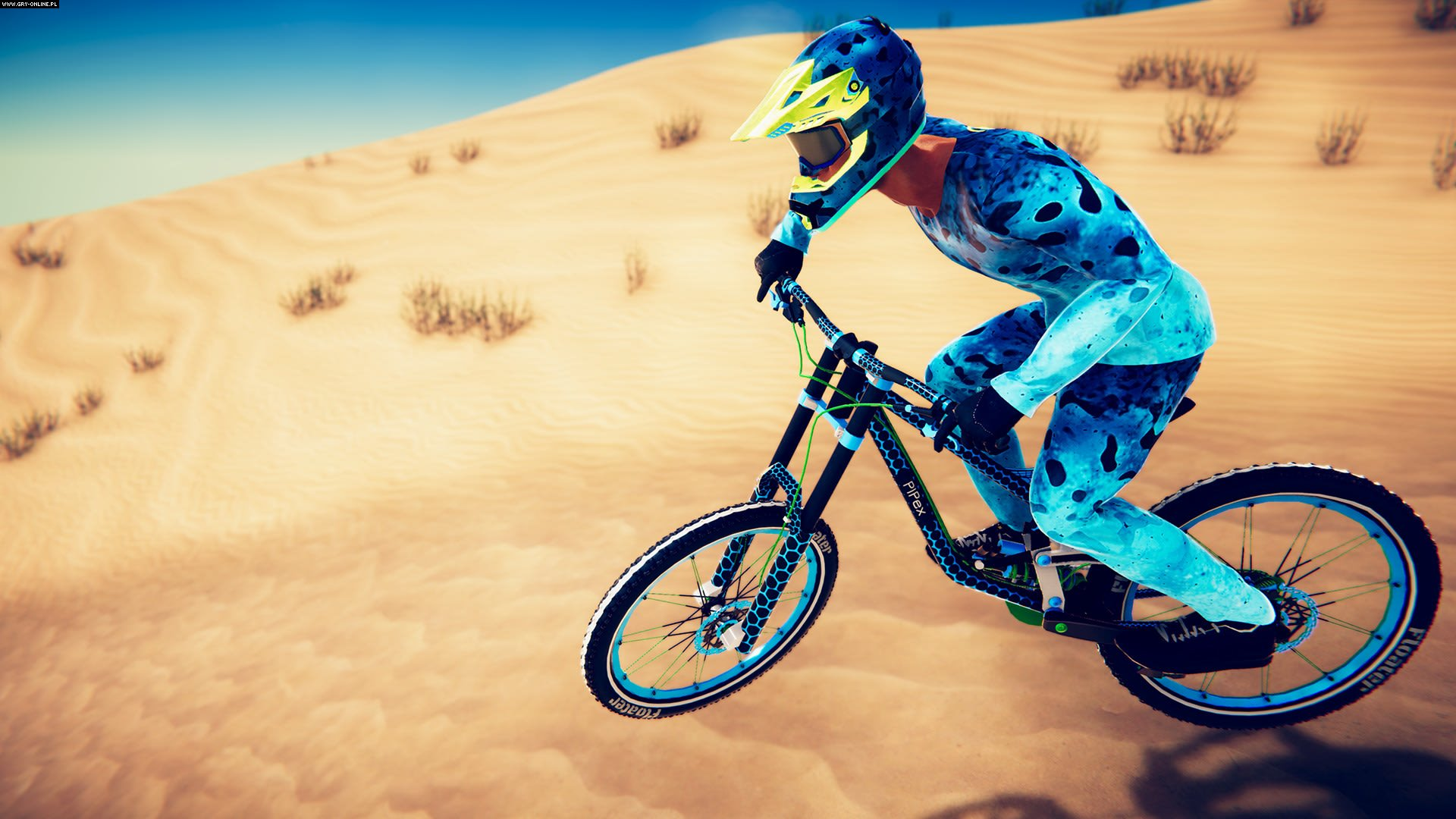 Descenders PC, PS4, XONE, Switch Games Image 1/23, RageSquid, No More Robots