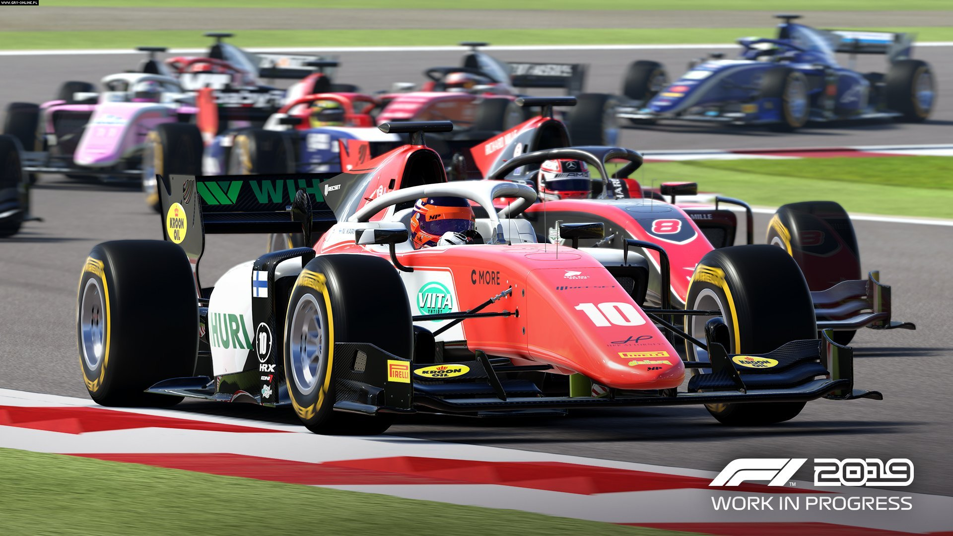 F1 2019 PC, PS4, XONE Games Image 27/62, Codemasters Software