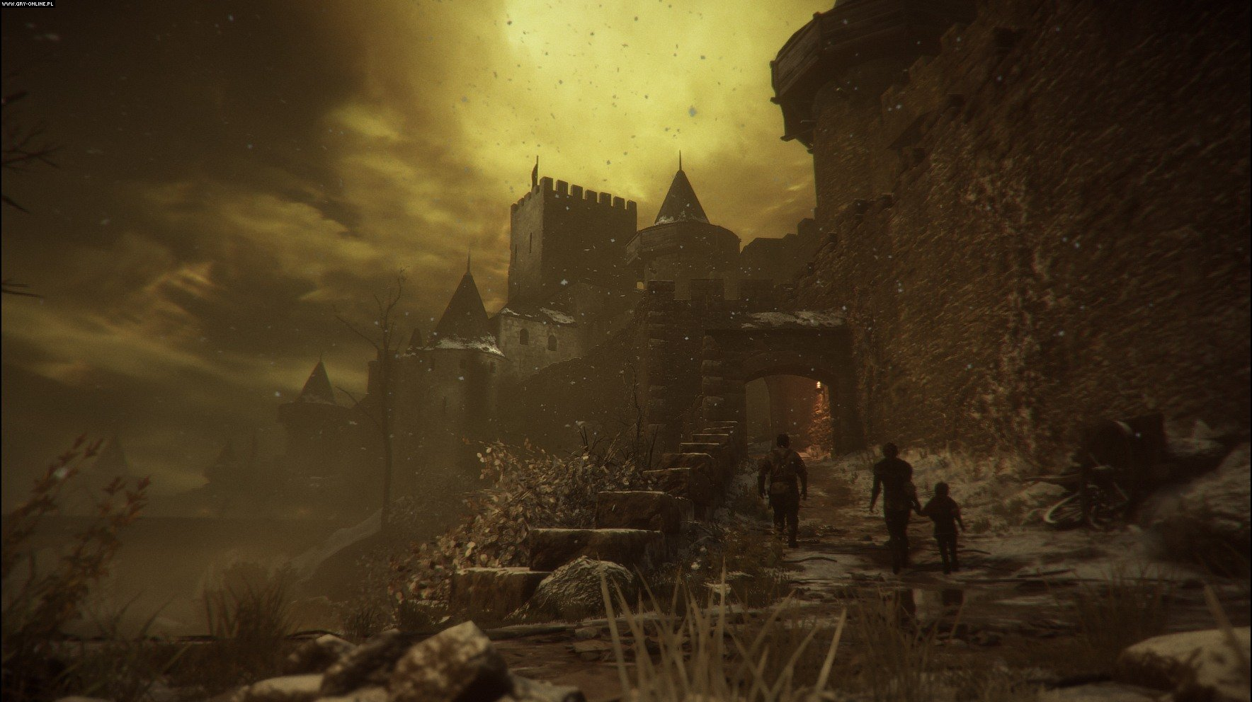 A Plague Tale: Innocence PC, PS4, XONE Games Image 4/30, Asobo Studio, Focus Home Interactive