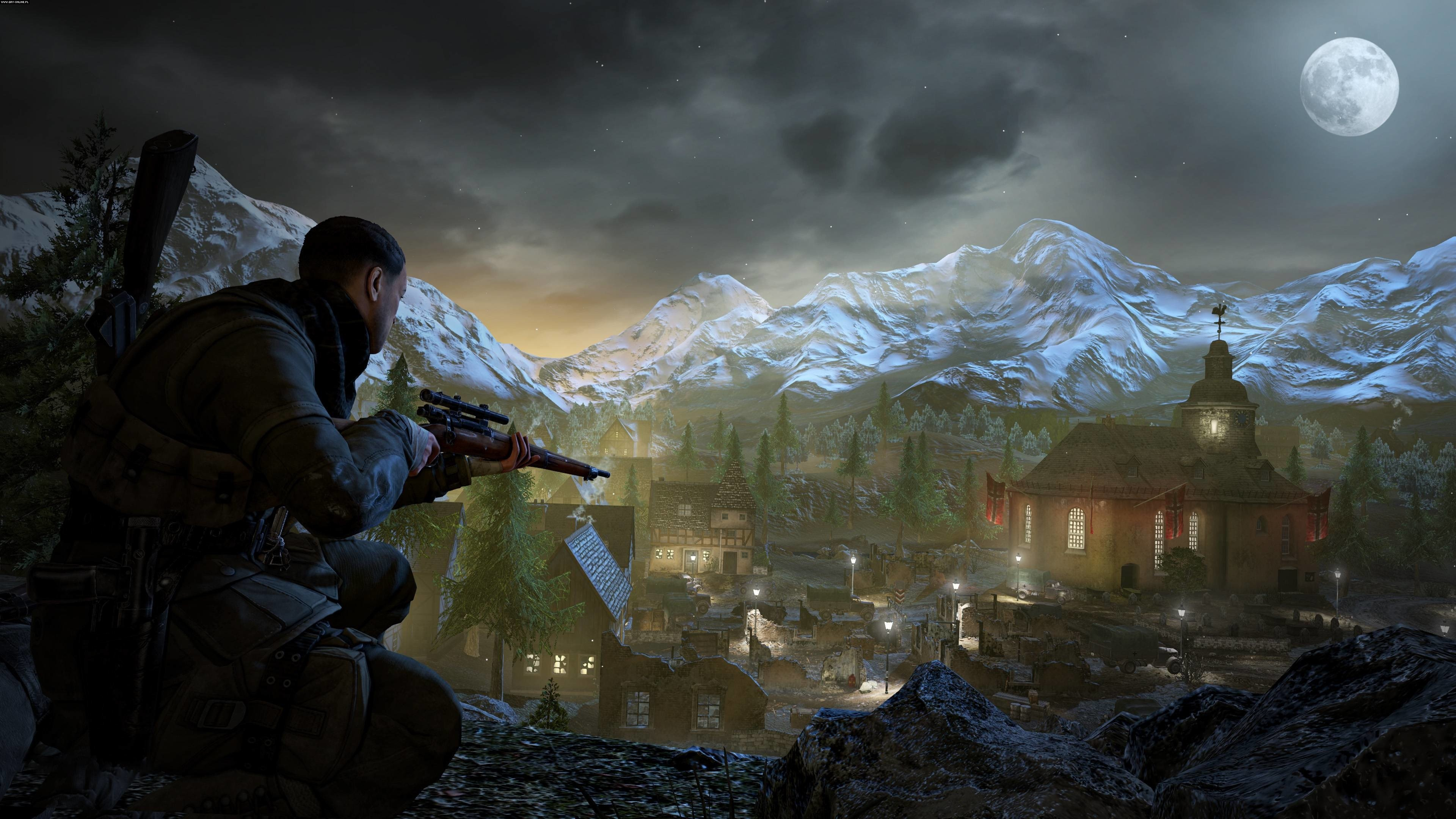 Sniper Elite V2 Remastered PC, PS4, XONE, Switch Games Image 7/8, Rebellion